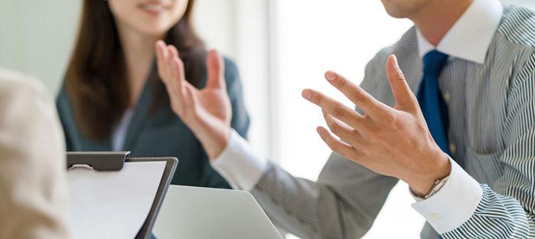 コーチング型マネジメント「問い」の導入