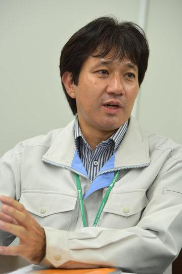 事業企画グループ マネージャー 栁田様
